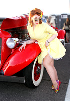 Miss Ginger Ross VLV#17 Car Show Session