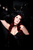 Cerenity | Gothic Queen Session