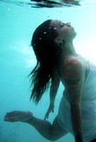 Angie | Underwater Session